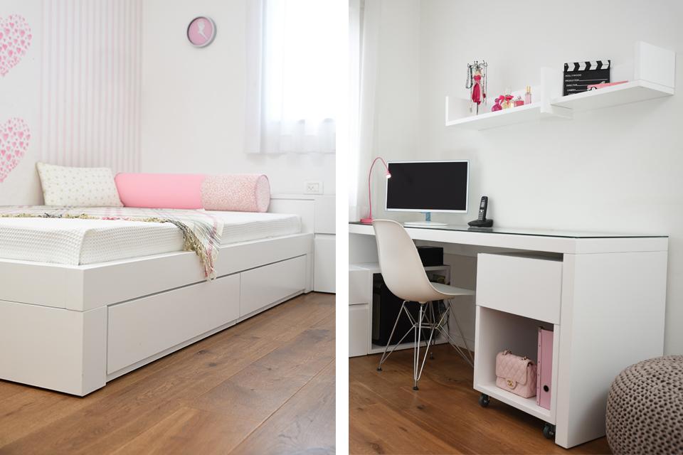 חדרי ילדים ונוער בעיצוב אישי