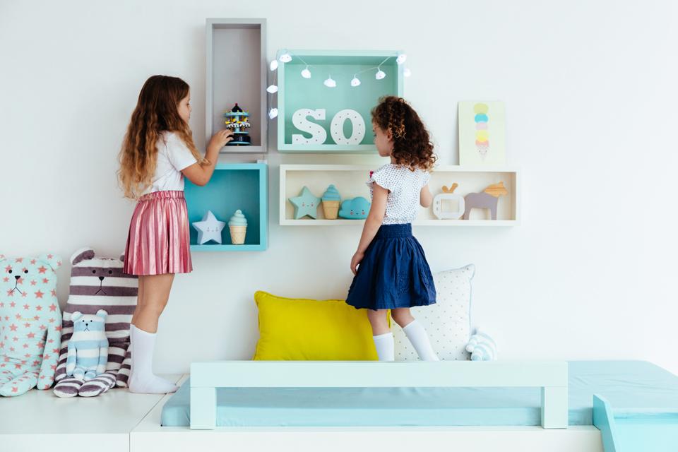 תאורת אווירה לחדרי ילדים ונוער
