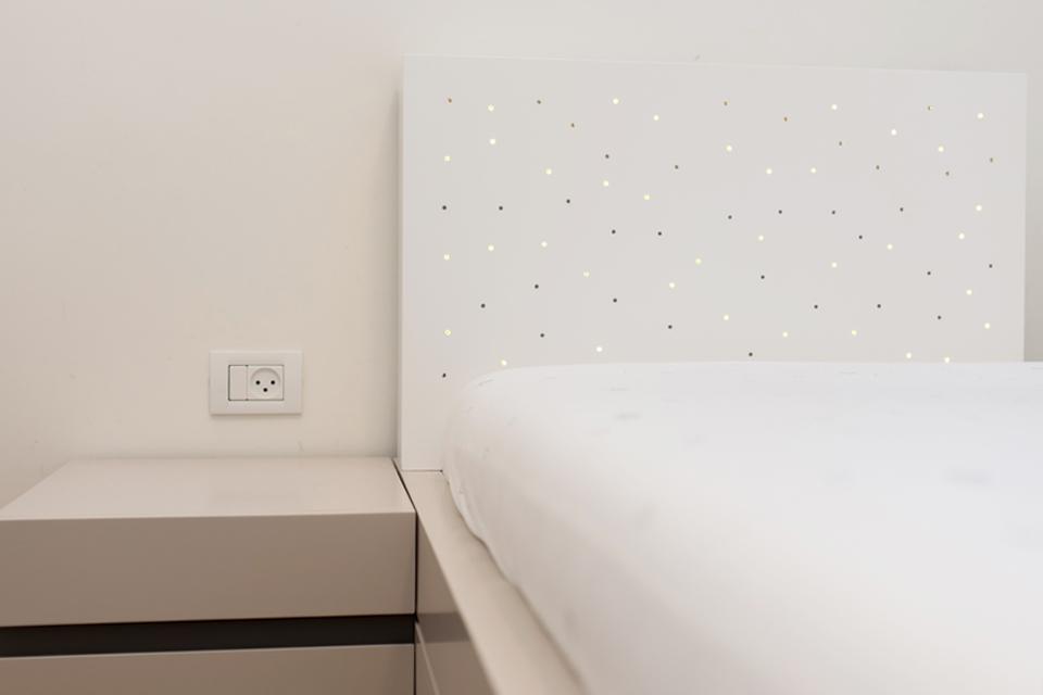 לוח נצנצים מעוצב לחדרי ילדים ונוער