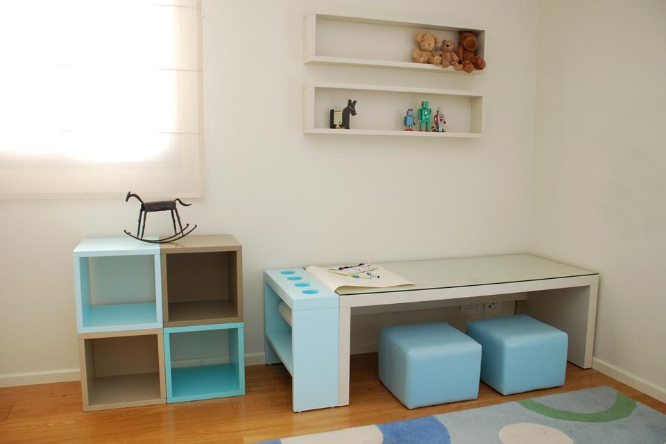 שולחן יצירה לחדרי ילדים