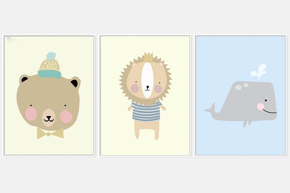 תמונות לעיצוב חדר ילדים ונוער