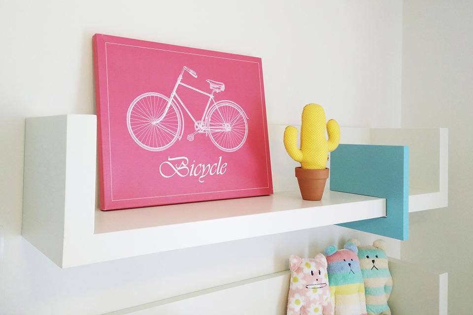 תמונה לחדר - אופניים