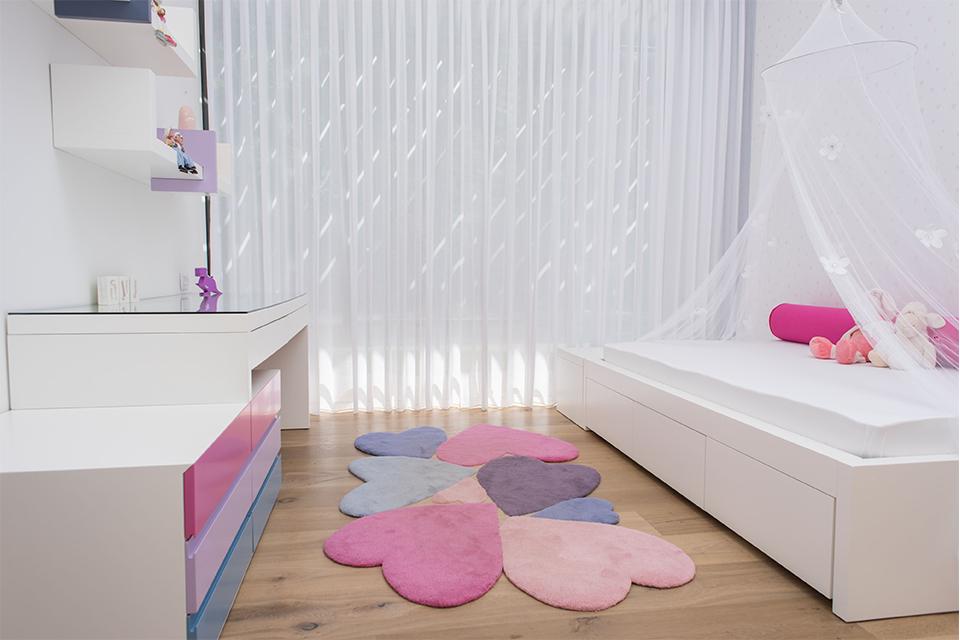 חדר נסיכות לילדה