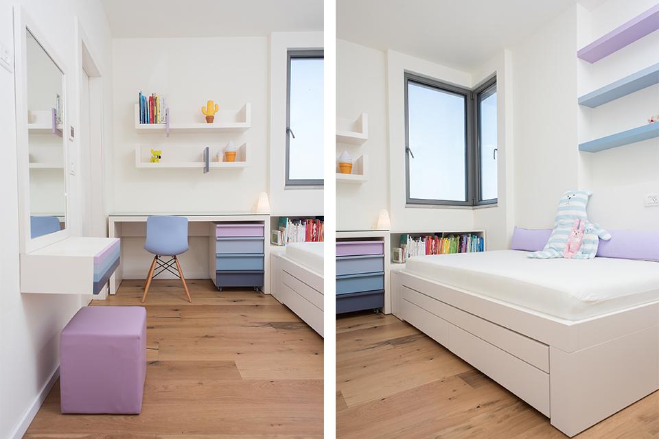 יו יו ילדים, סטודיו לעיצוב חדרי ילדים ונוער