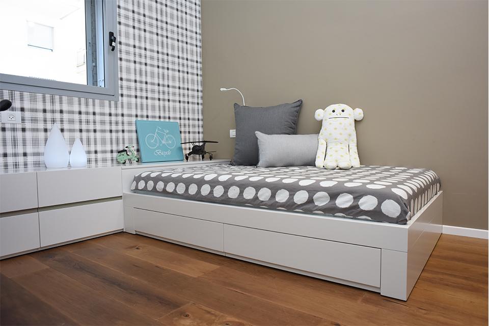מיטה וחצי לחדרי נוער