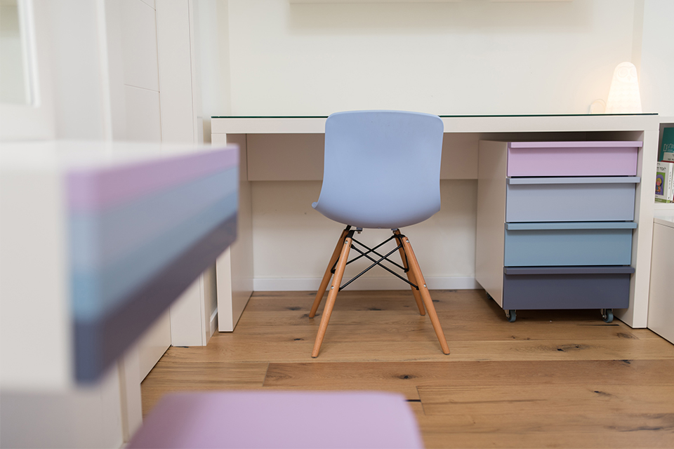 שולחן מעוצב לחדר ילדים