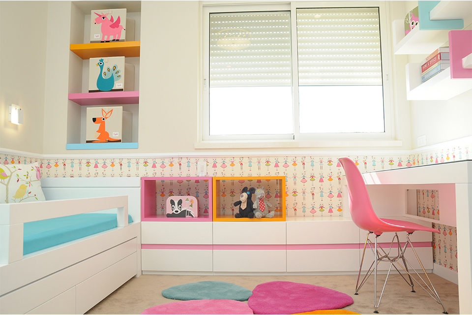 שולחן כתיבה לחדר ילדים