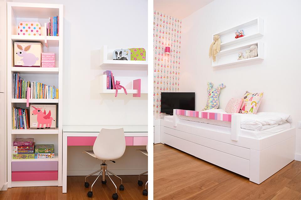 חדר בנות בהתאמה אישית