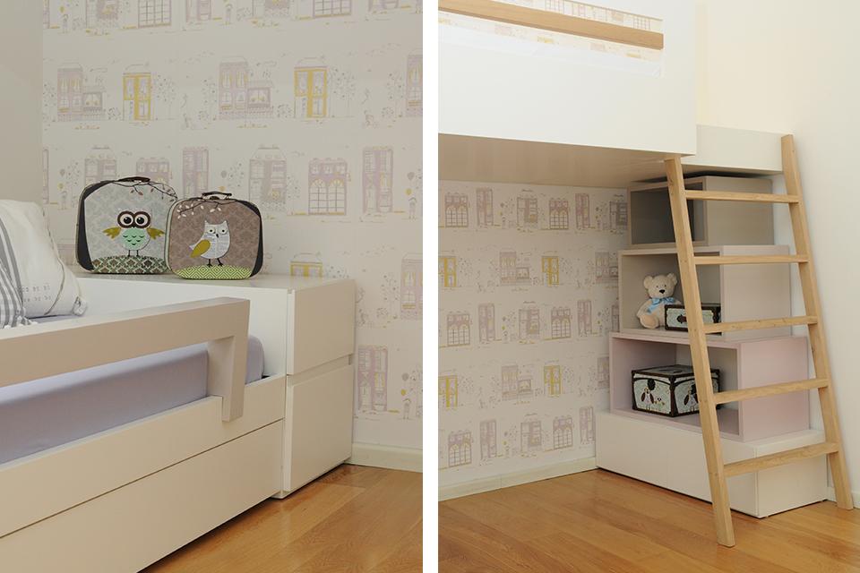 פתרונות אחסון לחדרי ילדים ונוער