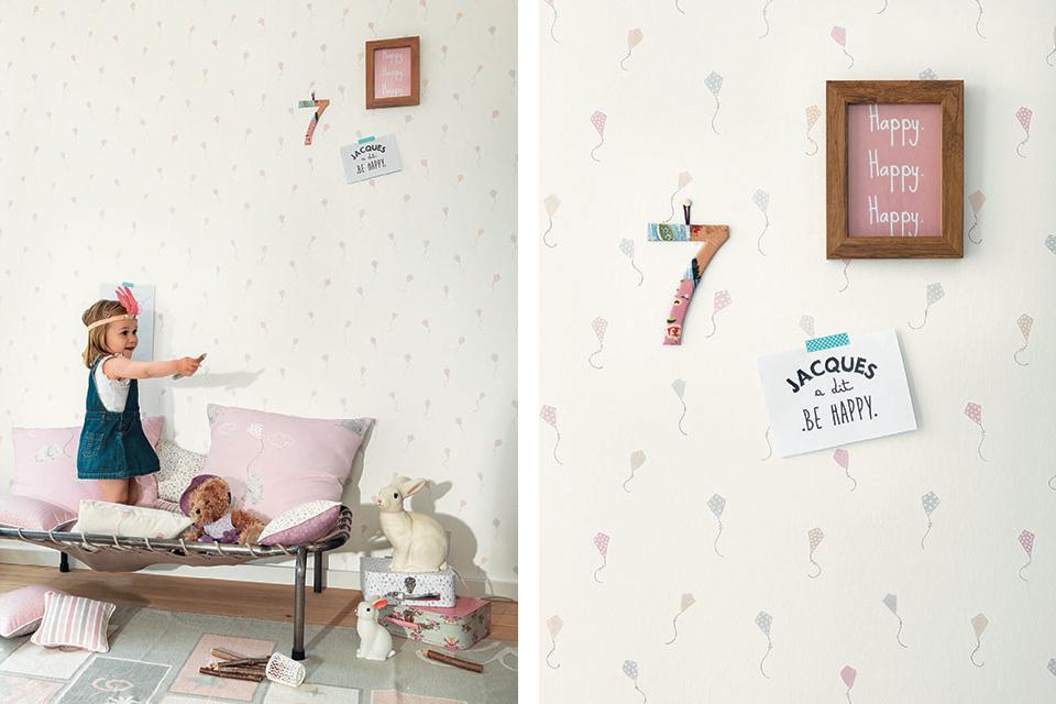 טפטים מעוצבים לחדרי ילדים ונוער