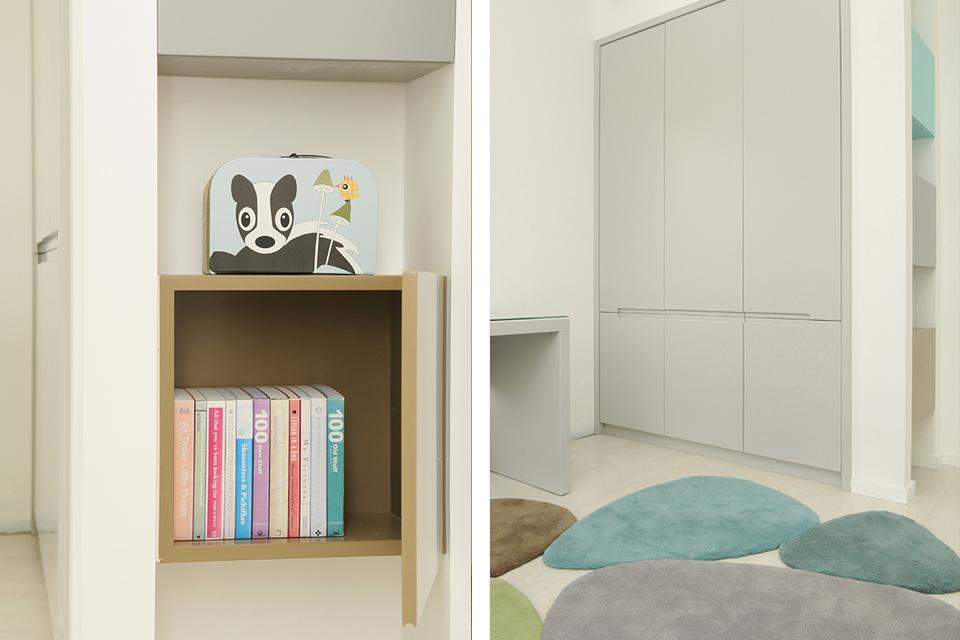 ארונות מעוצבים לחדרי ילדים