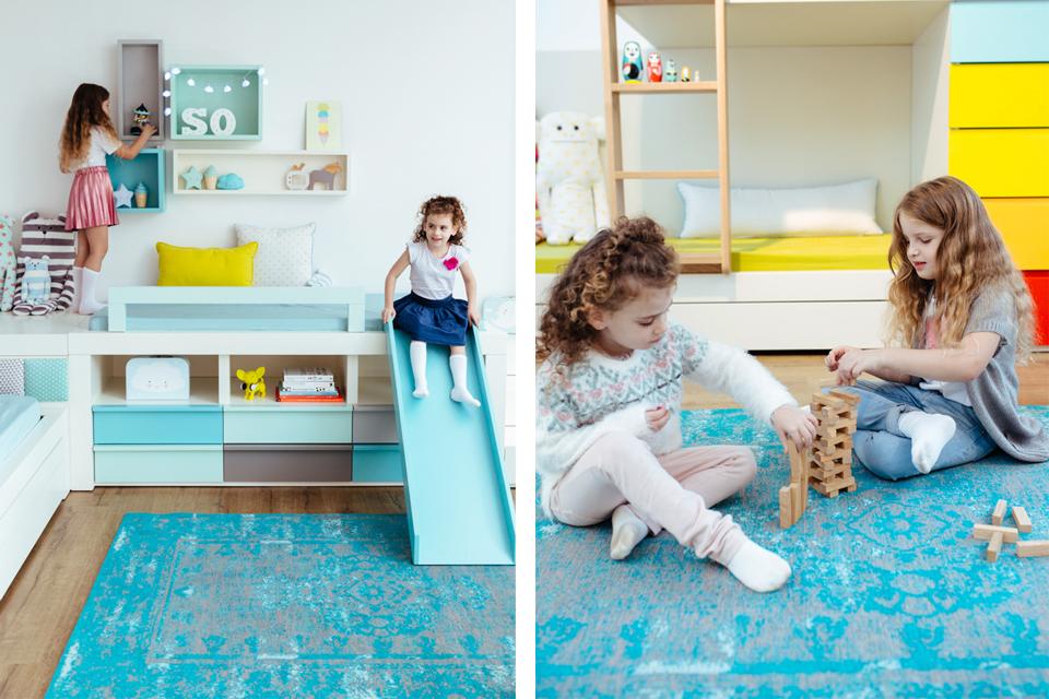 שטיחים לחדר ילדים ונוער