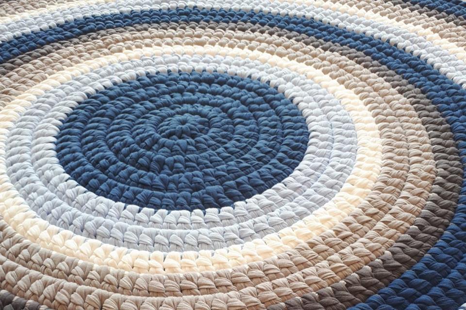 שטיח מעוצב לחדרי ילדים ונוער