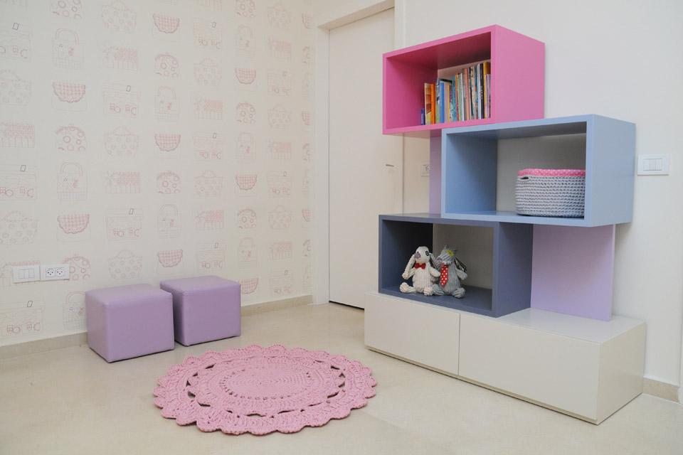 קוביות לחדרי ילדים ונוער