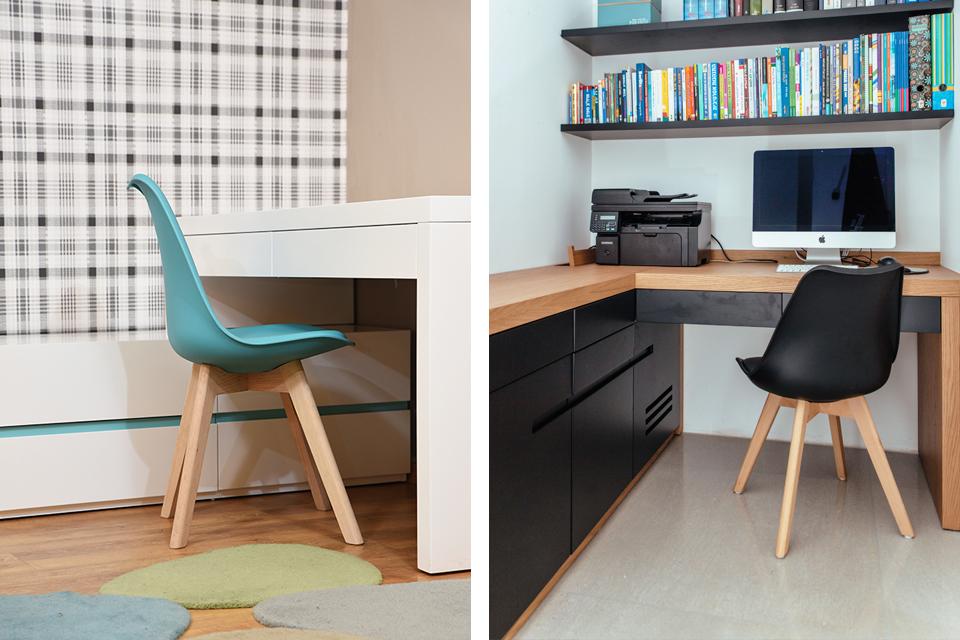 כסאות שולחן לחדרי ילדים ונוער