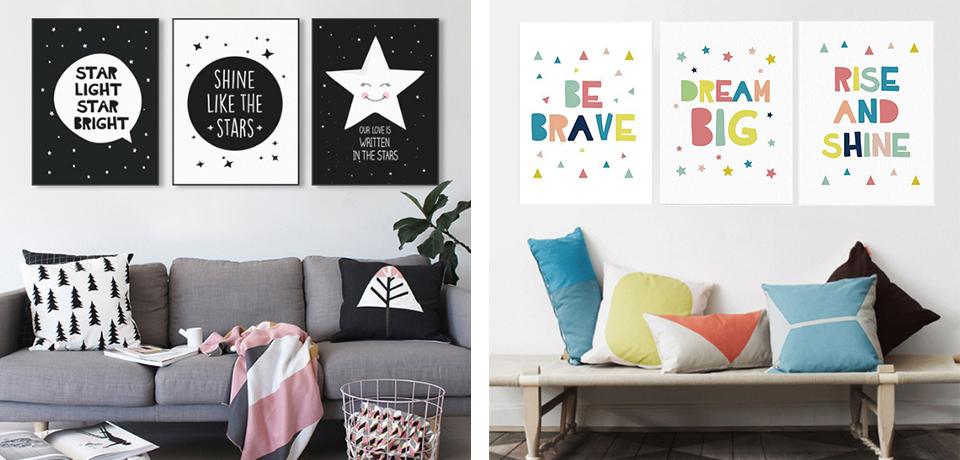 תמונות לחדרי ילדים ונוער