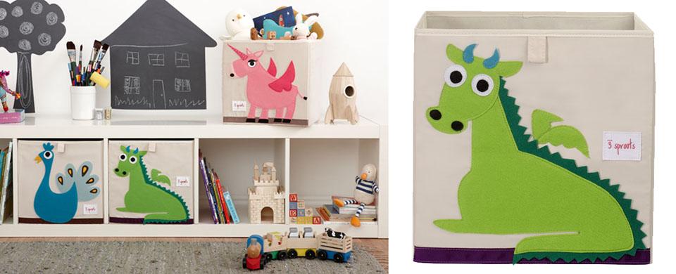 פתרונות אחסון יצירתיים לחדר ילדים ונוער
