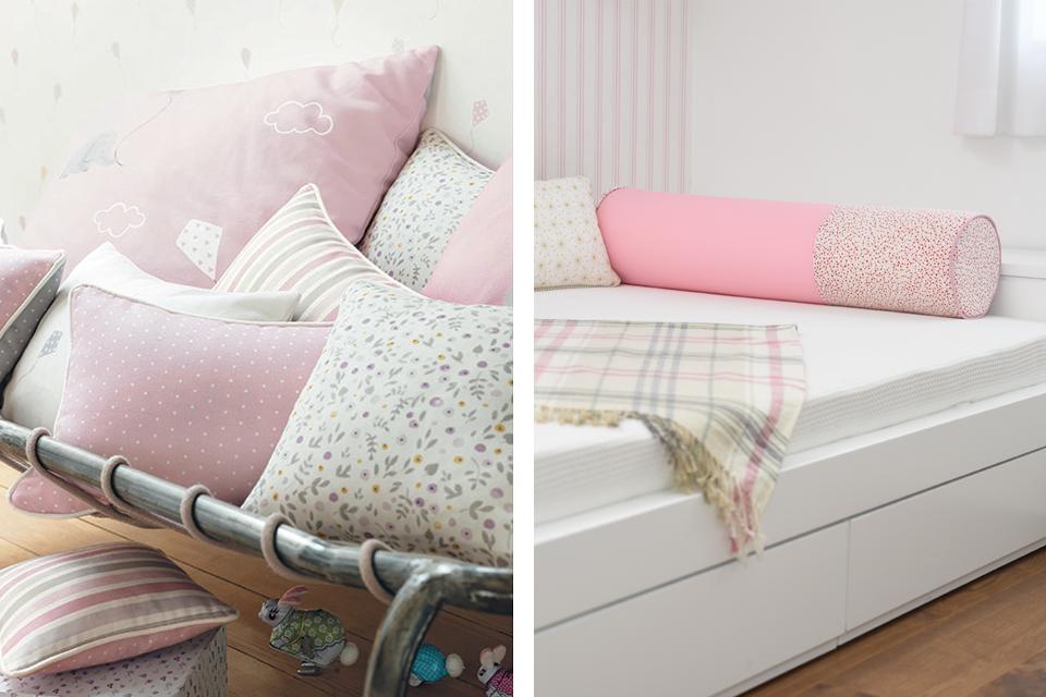 כריות למיטות ילדים ונוער