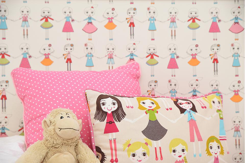 כריות תואמות למיטת ילדים ונוער
