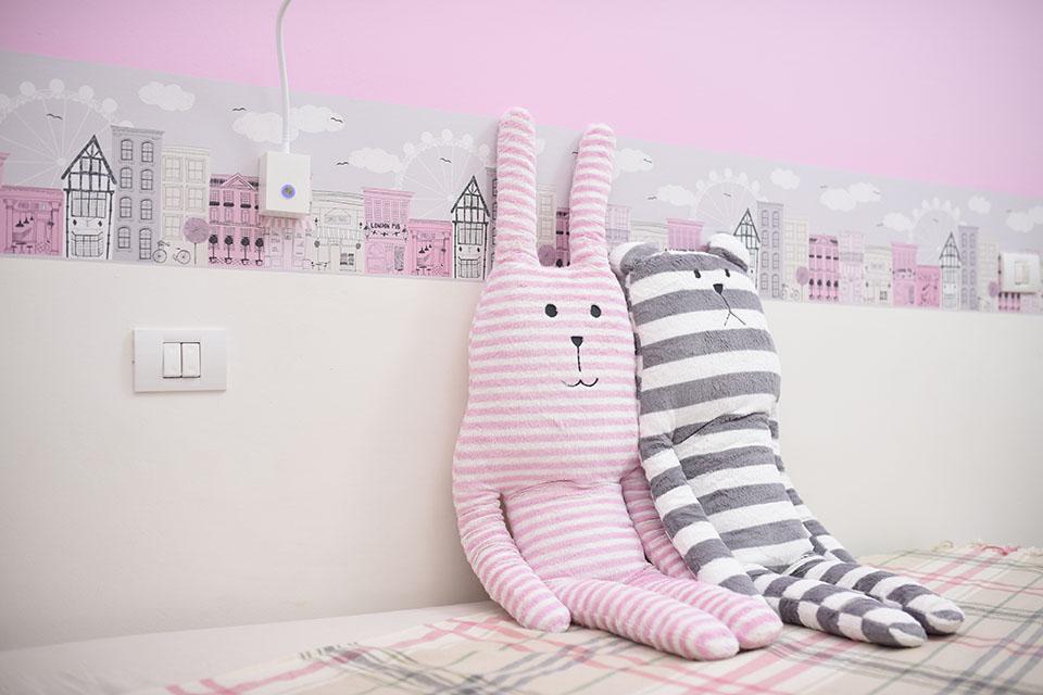 בובות רכות ומפנקות לחדרי ילדים