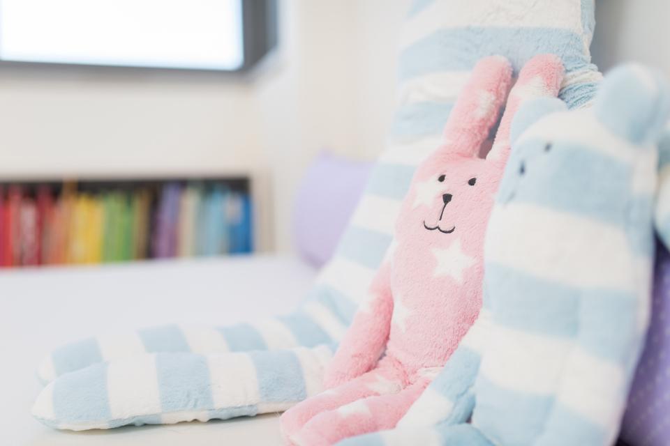 בובות נעימות לחדרי ילדים