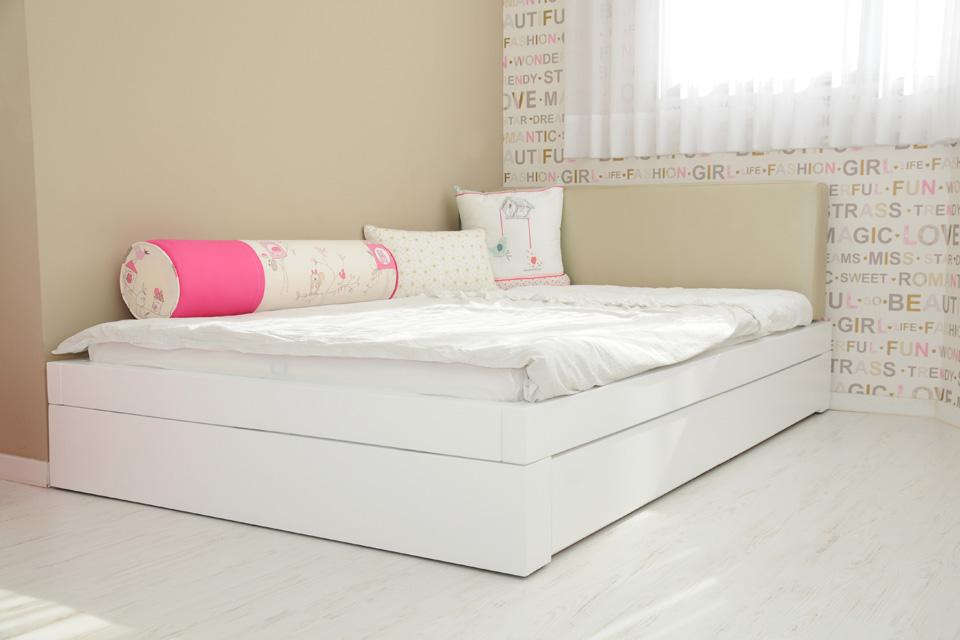 כריות נוחות למיטת ילדים ונוער