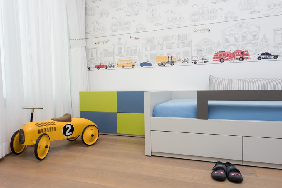יחידות אחסון בחדרי ילדים