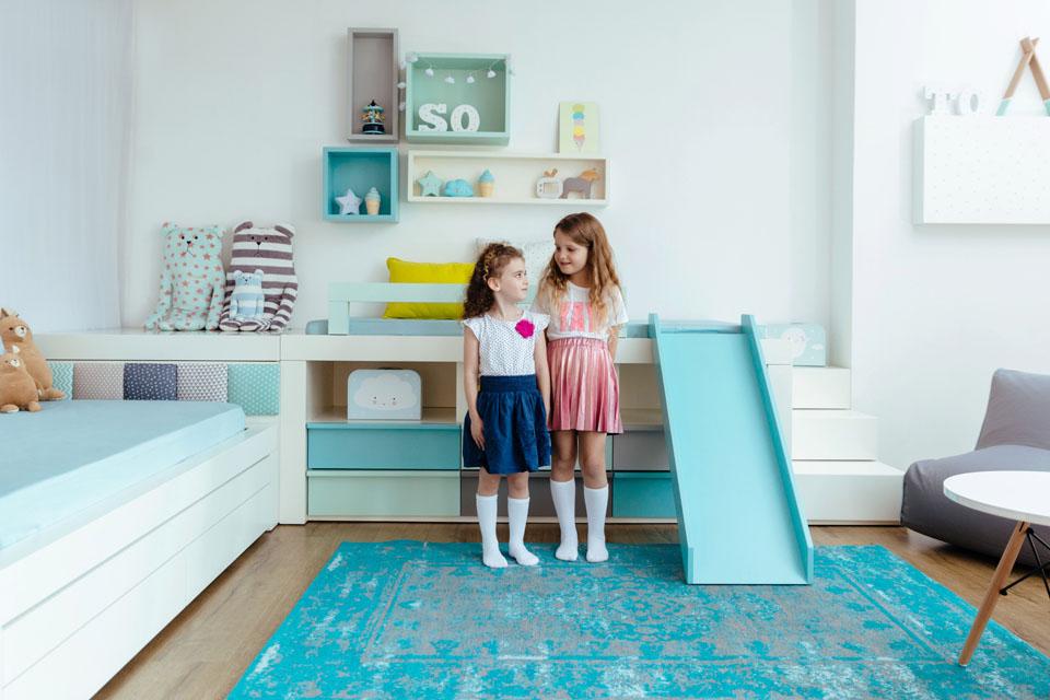 עיצוב חדר משחקים לבית