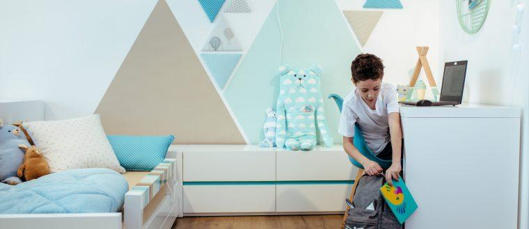 איך לנצל את המרחב בחדר הילדים