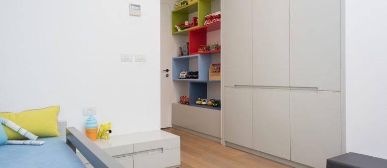 החדר של אסף – המון צעצועים