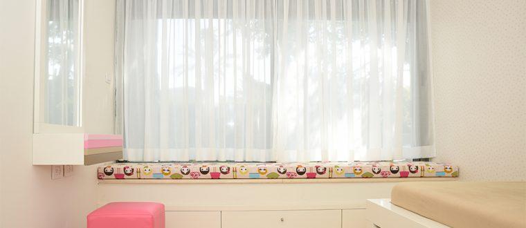 החדר של היאלי – צבעוניות מתוך הפרטים
