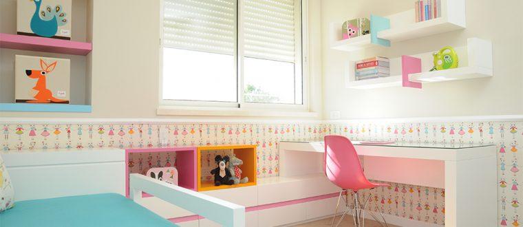 החדר של מיה – עיצוב כולל עד הפרט האחרון